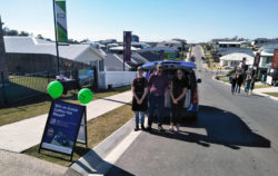 Brisbane West Waterlily 256 Display Home Opening
