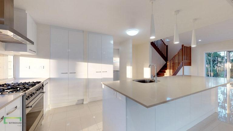 Stroud Homes Gold Coast MBA Regional Award Winner Individual Home Kirra 330 Classic Façade image