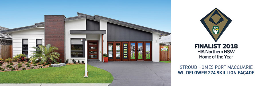 Stroud Homes Port Macquarie HIA Finalist Home of the Year for Wildflower 274