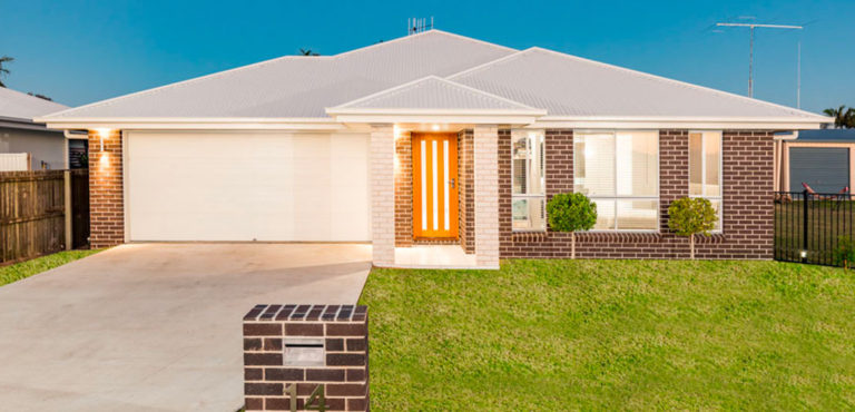 Stroud Homes Wide BayHIA Award Project Home Bronte 240 image