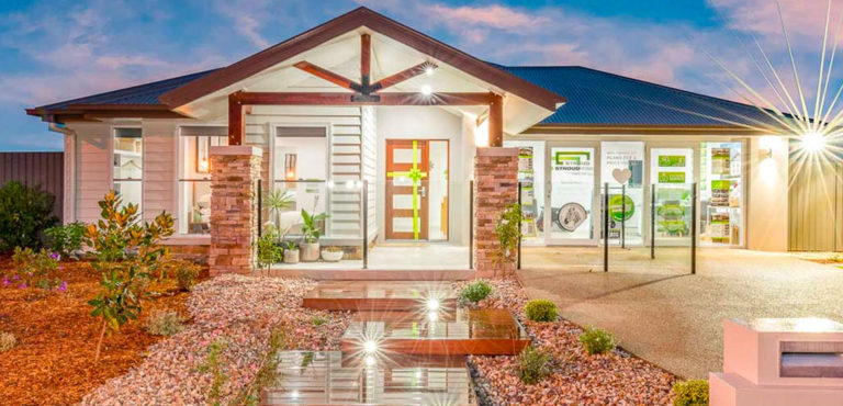 Stroud Homes Wide Bay HIA Award Winner Display Home of the Year Avoca 247 image