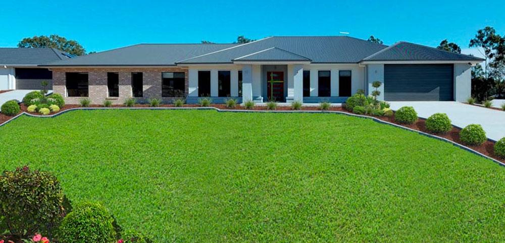 Kentucky 348 Acreage Home Design