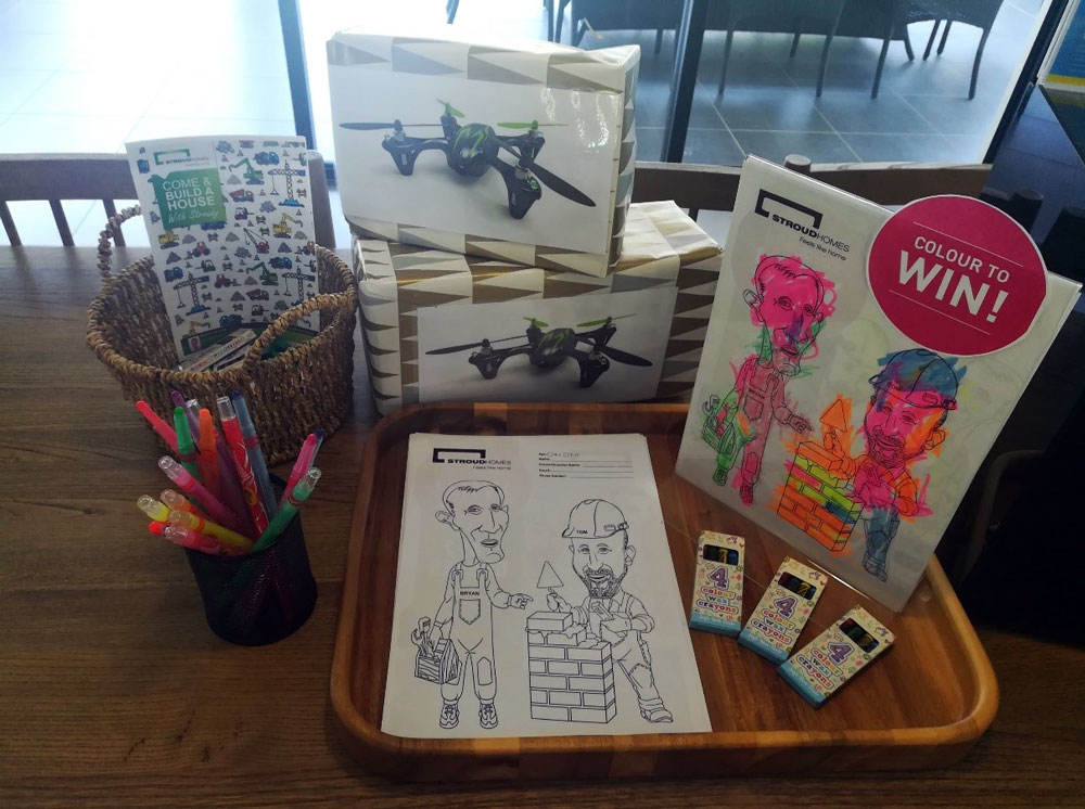 Brisbane South Kids Colouring In Competition