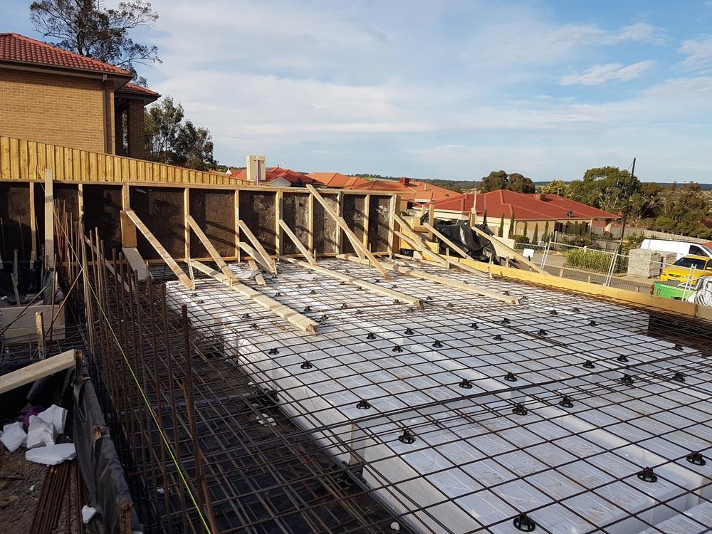 Melbourne North Modified Split Level Home Design