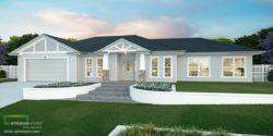 Kentucky 260 Hamptons Façade