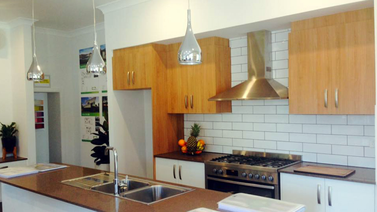 Adelaide Hills Display Centre Kitchen