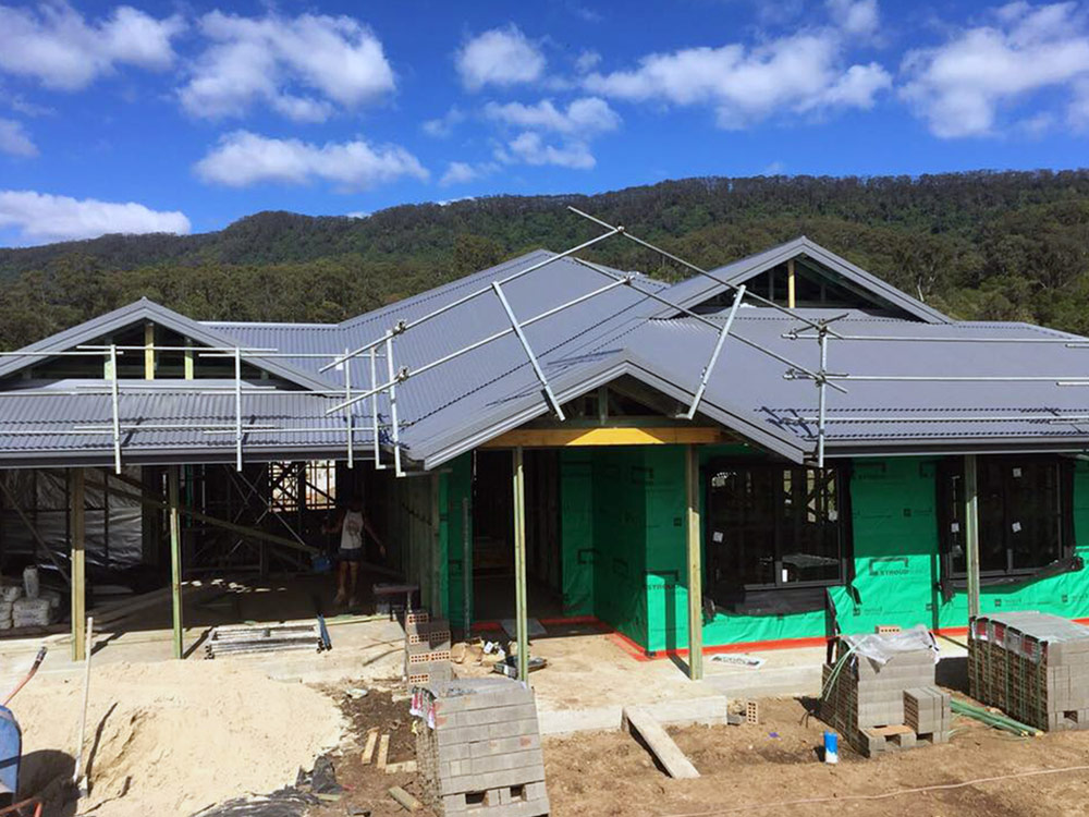 Stroud Homes in Wongawilli