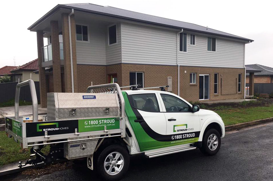 Stroud build in wollongong