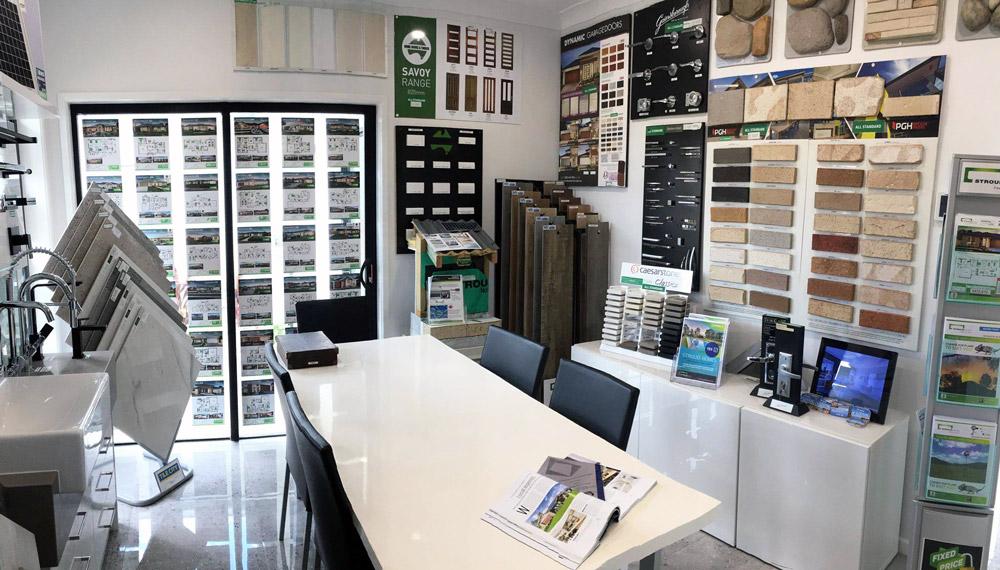 Stroud Homes Brisbane South Colour Selection Studio