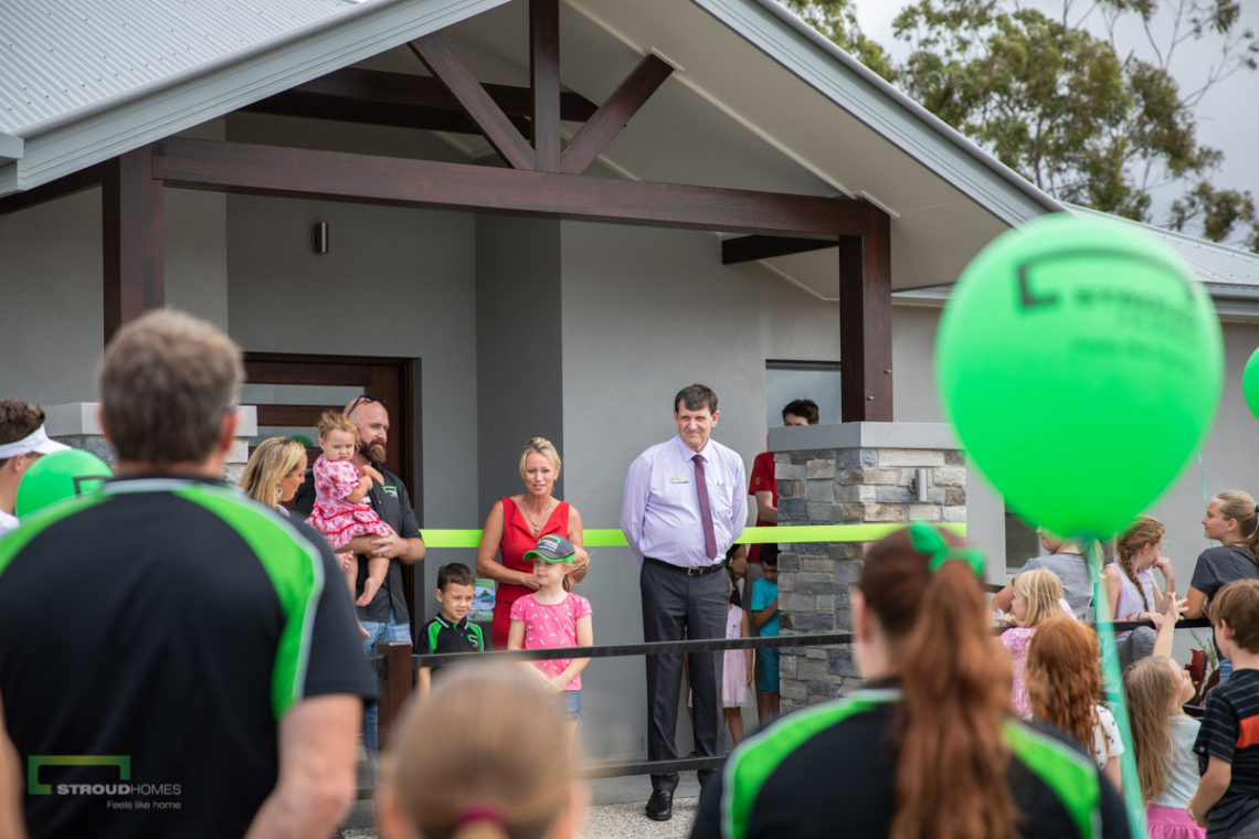 Stroud Homes Brisbane South New Beith Display Home Opening-24
