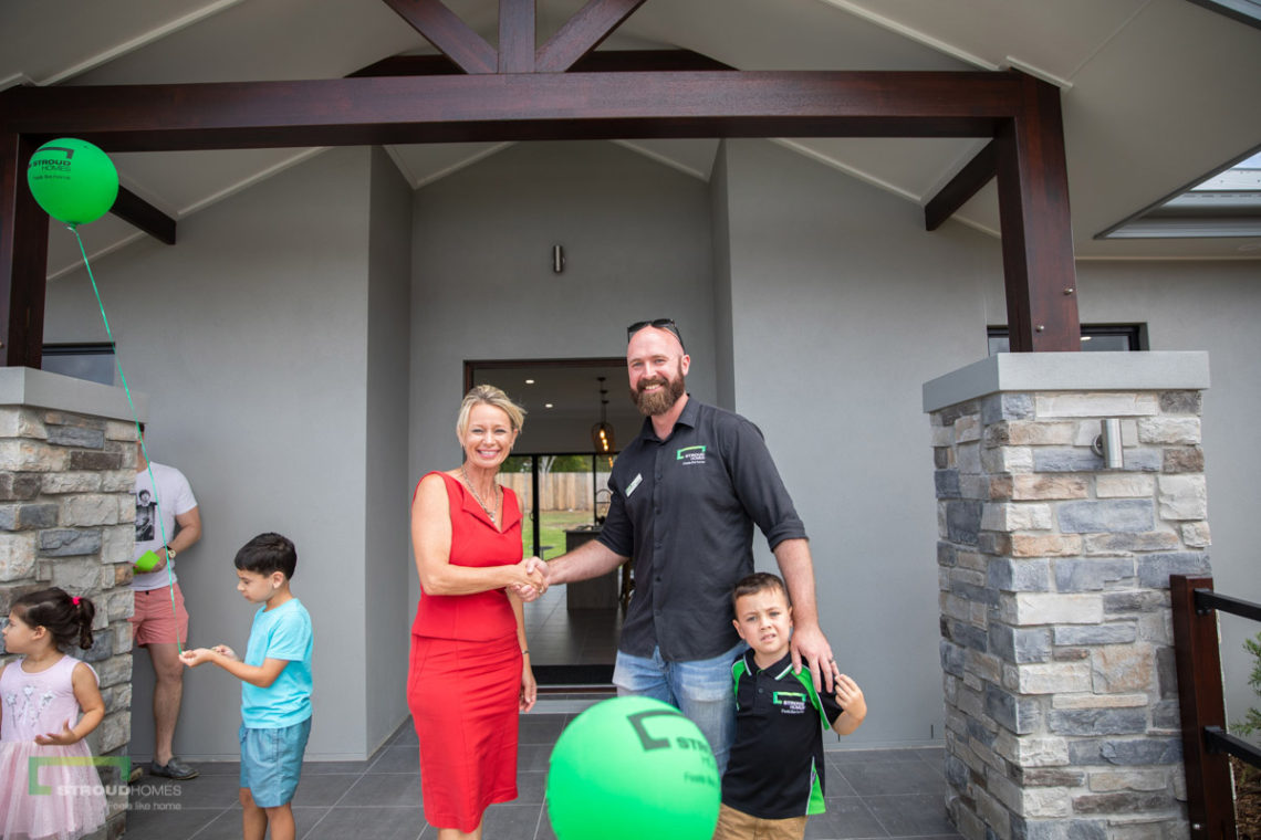 Stroud Homes Brisbane South New Beith Display Home Opening-33