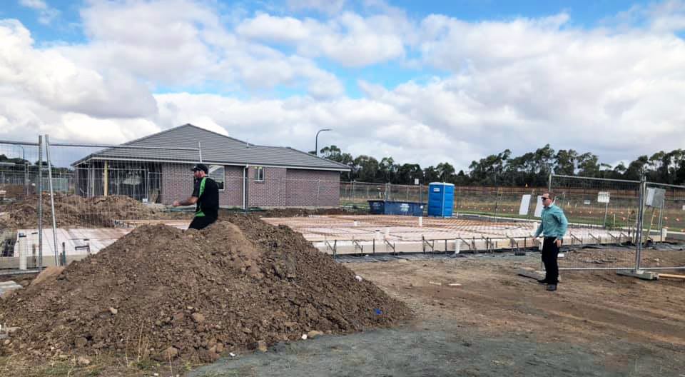 Acreage building side in Tamworth