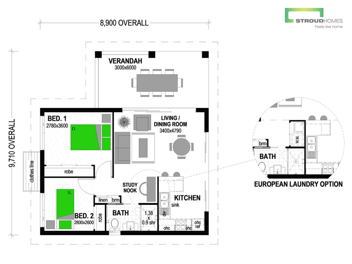 Mini-Tego-78-Stand-Alone-Granny-Flat-Classic-Floor-Plan-01-03-19