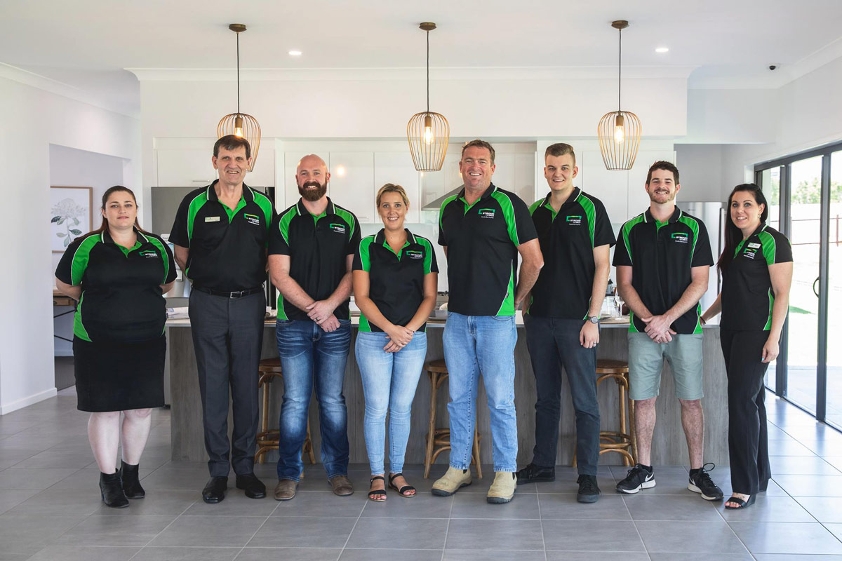 Stroud Homes Brisbane South Team