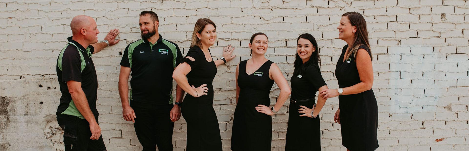 Stroud Homes Fraser Coast Team
