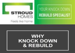 Stroud Homes Brisbane South Knock Down Rebuild-Why KDR