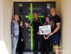 Happy Home Handover for the Hall Family