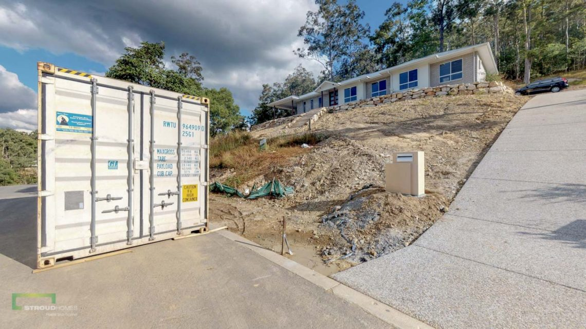 Stroud Homes Gold Coast North Acreage Sloped Block New Home Build-24