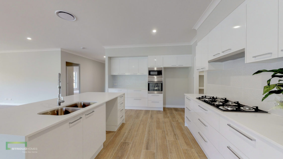 Stroud Homes Gold Coast North Acreage Sloped Block New Home Build-85
