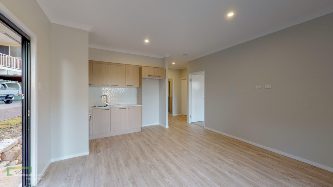 Stroud Homes Gold Coast South Benowa Sloped Block New Home Build-15