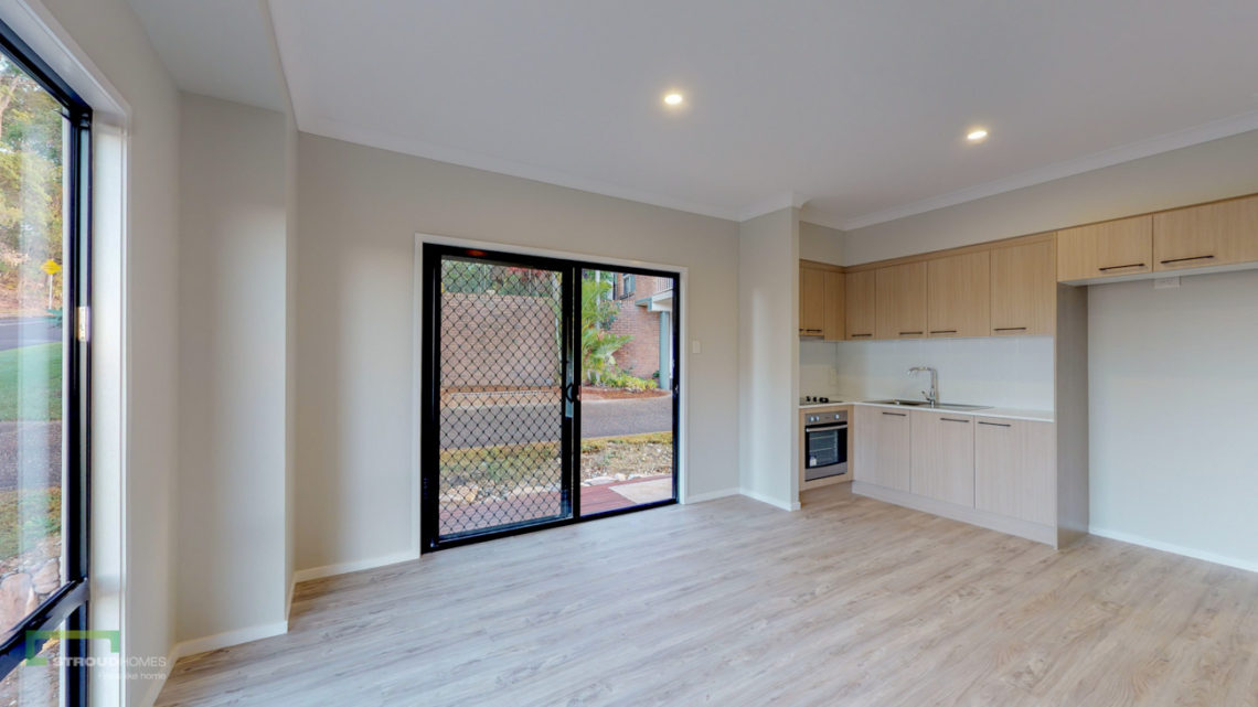 Stroud Homes Gold Coast South Benowa Sloped Block New Home Build-16