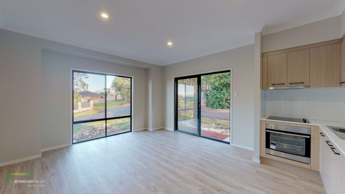 Stroud Homes Gold Coast South Benowa Sloped Block New Home Build-17