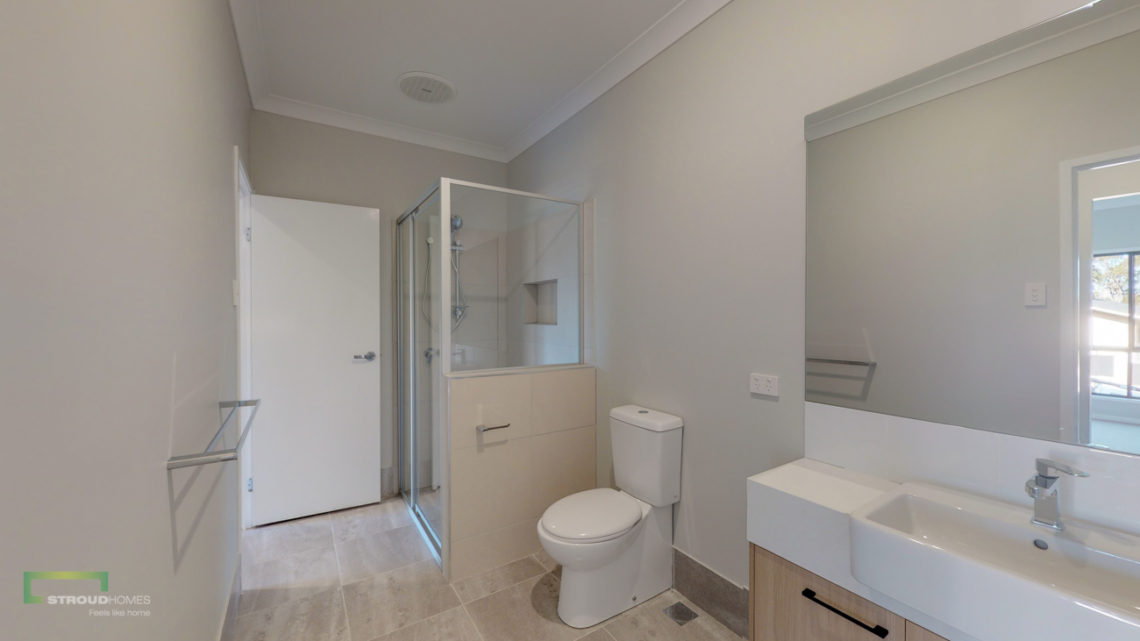 Stroud Homes Gold Coast South Benowa Sloped Block New Home Build-19