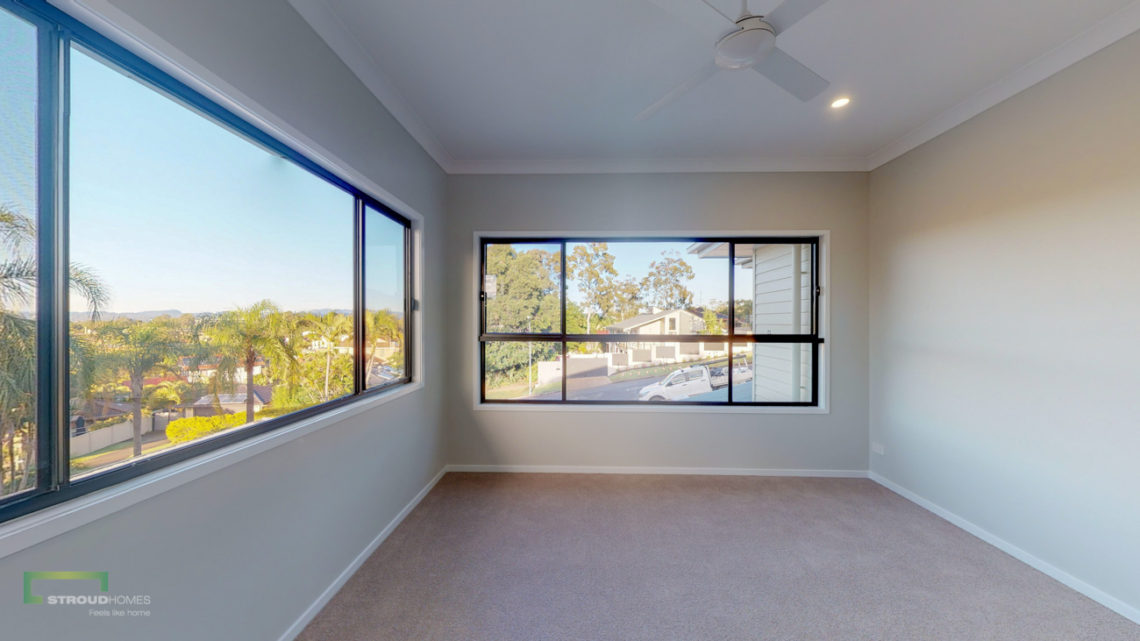 Stroud Homes Gold Coast South Benowa Sloped Block New Home Build-32