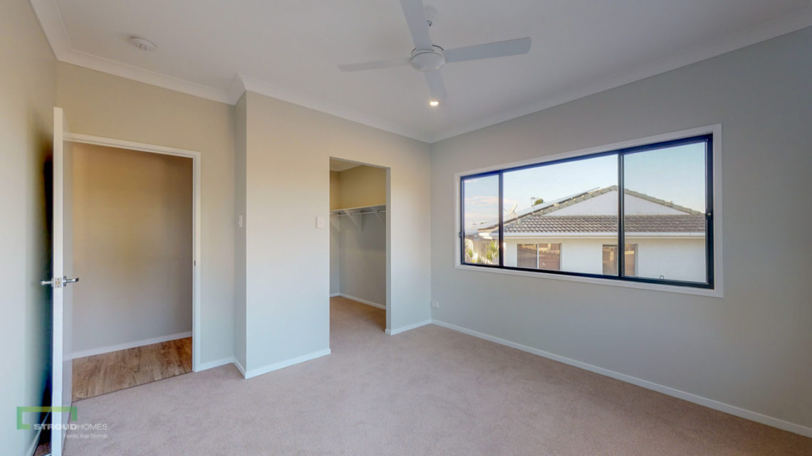 Stroud Homes Gold Coast South Benowa Sloped Block New Home Build-35