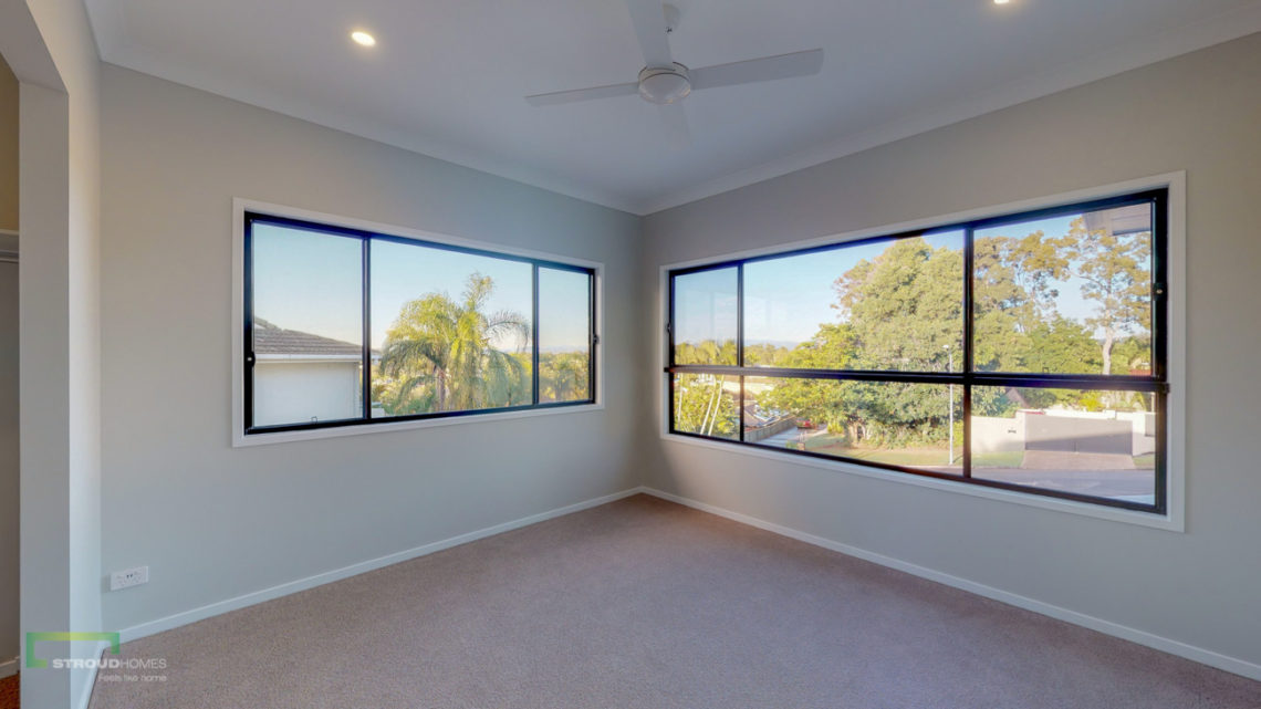 Stroud Homes Gold Coast South Benowa Sloped Block New Home Build-36