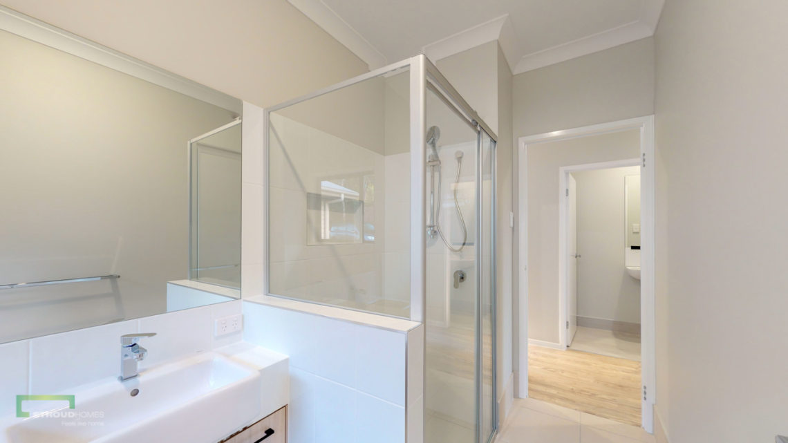 Stroud Homes Gold Coast South Benowa Sloped Block New Home Build-44