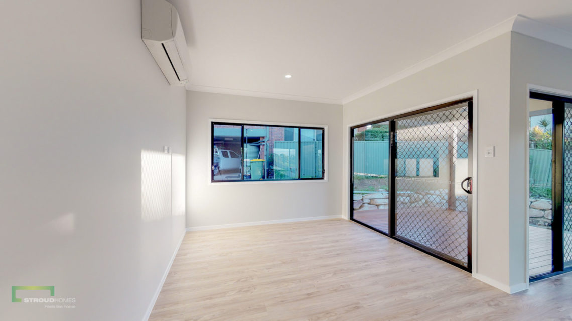 Stroud Homes Gold Coast South Benowa Sloped Block New Home Build-58