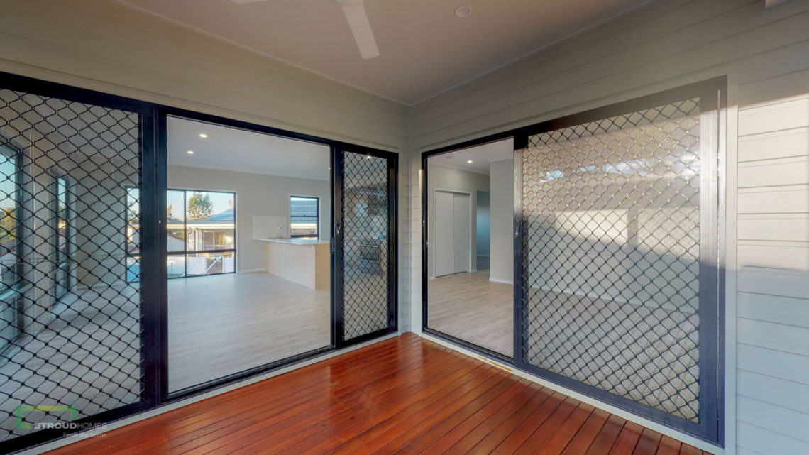 Stroud Homes Gold Coast South Benowa Sloped Block New Home Build-79
