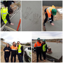 Stroud-Homes-Canberra-New-Build-Slab-Pour-Day-Hand-Prints-Ashwood-163