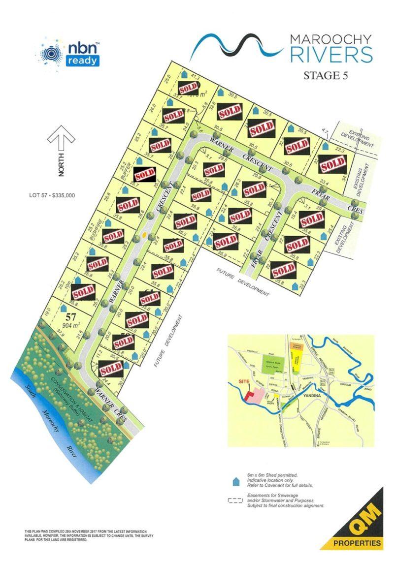 Maroochy Rivers Yandina final blocks for sale-2
