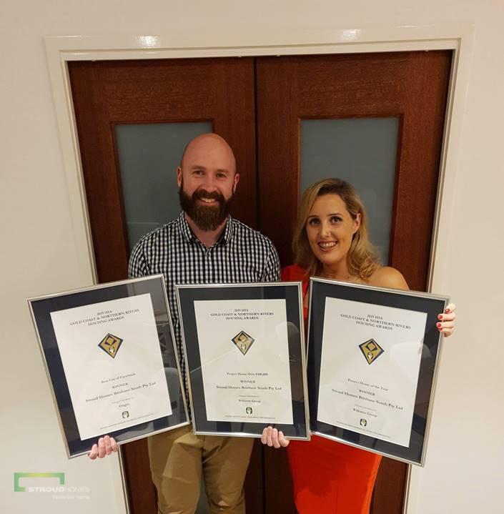 Stroud Homes Brisbane South 2019 HIA Brisbane Awards