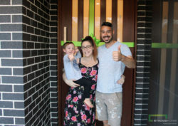 Stroud-Homes-Brisbane-West-Happy-Handover-Customer-Family-New-Home