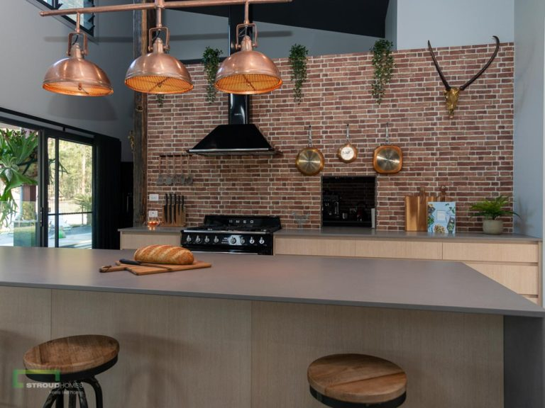 Stroud Homes Port Macquarie 2019 HIA Northern NSW Housing Awards  – Medium Kitchen Of The Year Finalist image