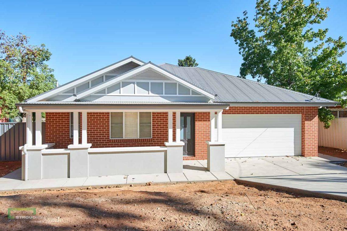 Stroud Homes Wagga Wagga Como 210 - Federation Facade