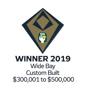 Stroud Homes Wide Bay 2019 HIA Sunshine Coast/Wide Bay Awards – Custom Built Home $300,001 to $500,000 award logo