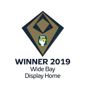 Stroud Homes Wide Bay 2019 HIA Sunshine Coast/Wide Bay Awards – Display Home award logo