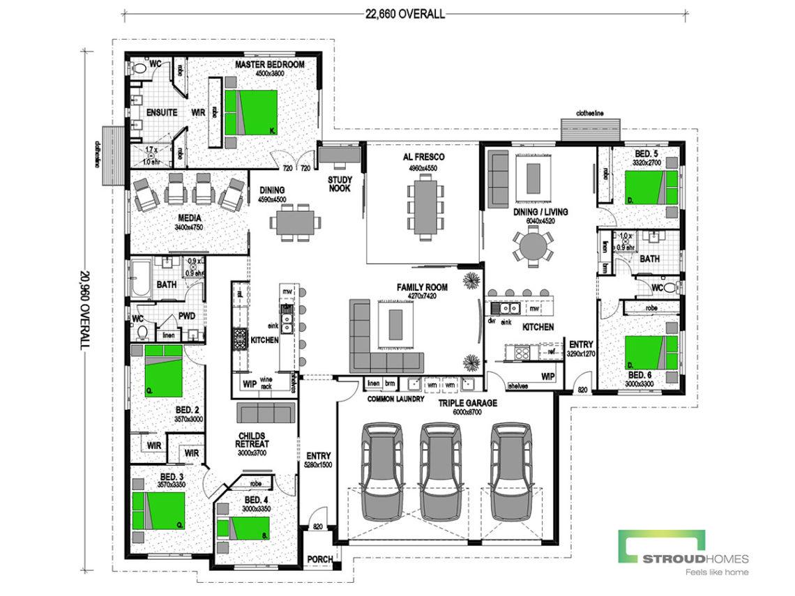 Wildflower-375-&-Granny-Flat-Classic-Floor-Plan-16-12-19