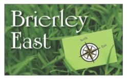 Brierley East Logo