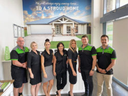 The Stroud Home Gold Coast Team May 2020