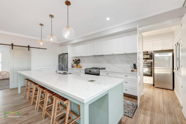 Stroud Homes Wide Bay Master Builders Association – Regional Award Winner – Best Residential Kitchen image