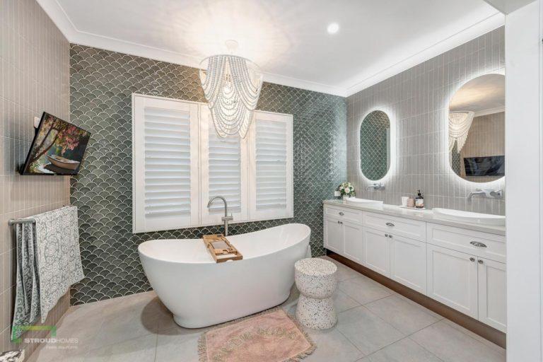 Stroud Homes Wide Bay Master Builders Association – Regional Award Winner – Best Residential Bathroom image